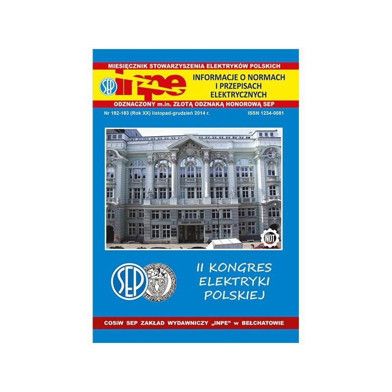 Biuletyn SEP INPE, nr 182-183 - wer. papierowa