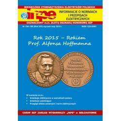 Biuletyn SEP INPE, nr 184-185 - wer. papierowa
