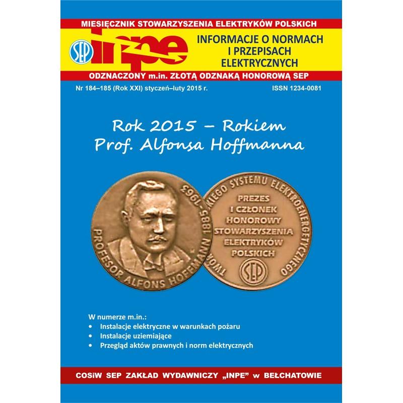 Biuletyn SEP INPE, nr 184-185 - wer. elektroniczna