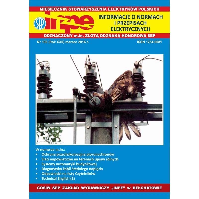 Miesięcznik SEP INPE, nr 198 - wersja elektroniczna