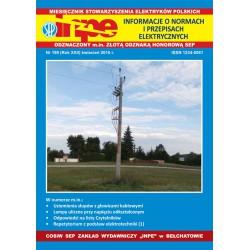 Miesięcznik SEP INPE, nr 199 - wersja elektroniczna