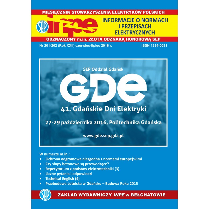Miesięcznik SEP INPE, nr 201-202 - wersja elektroniczna