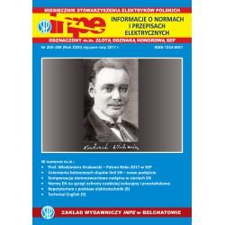 Miesięcznik SEP INPE, nr 208-209 - wersja elektroniczna