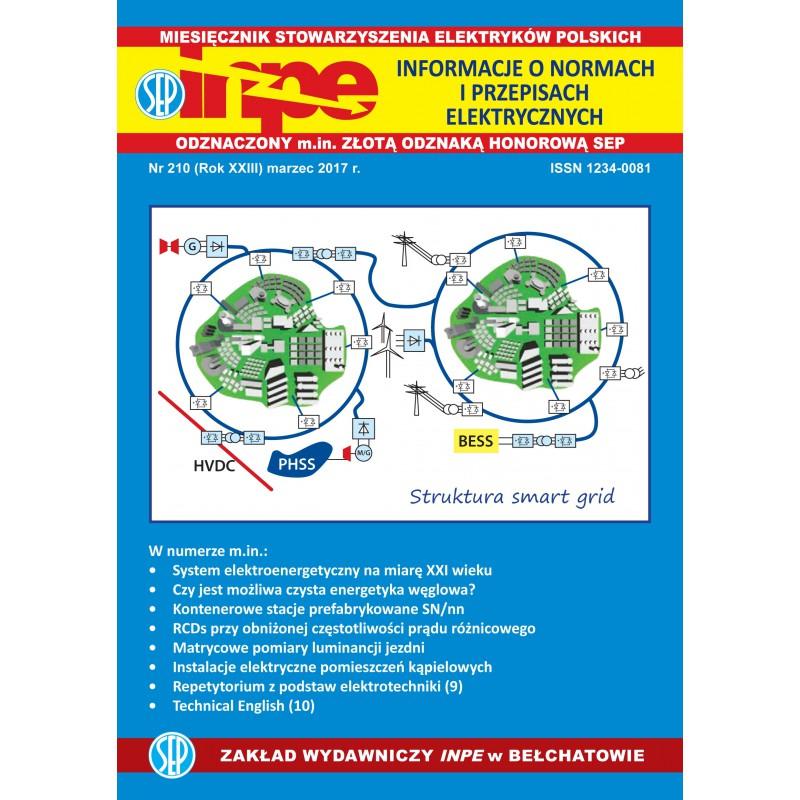 Miesięcznik SEP INPE, nr 210 - wersja elektroniczna