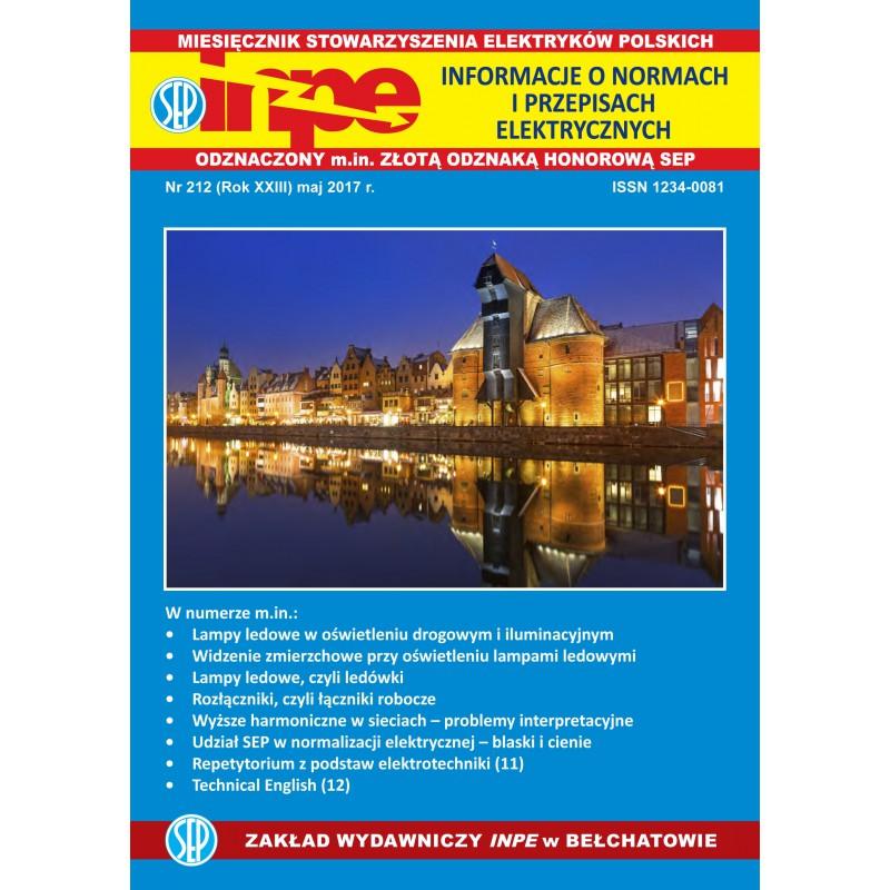 Miesięcznik SEP INPE, nr 212 - wersja elektroniczna