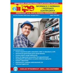Miesięcznik SEP INPE, nr 214-215 - wersja papierowa