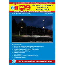 Miesięcznik SEP INPE, nr 217 - wersja papierowa