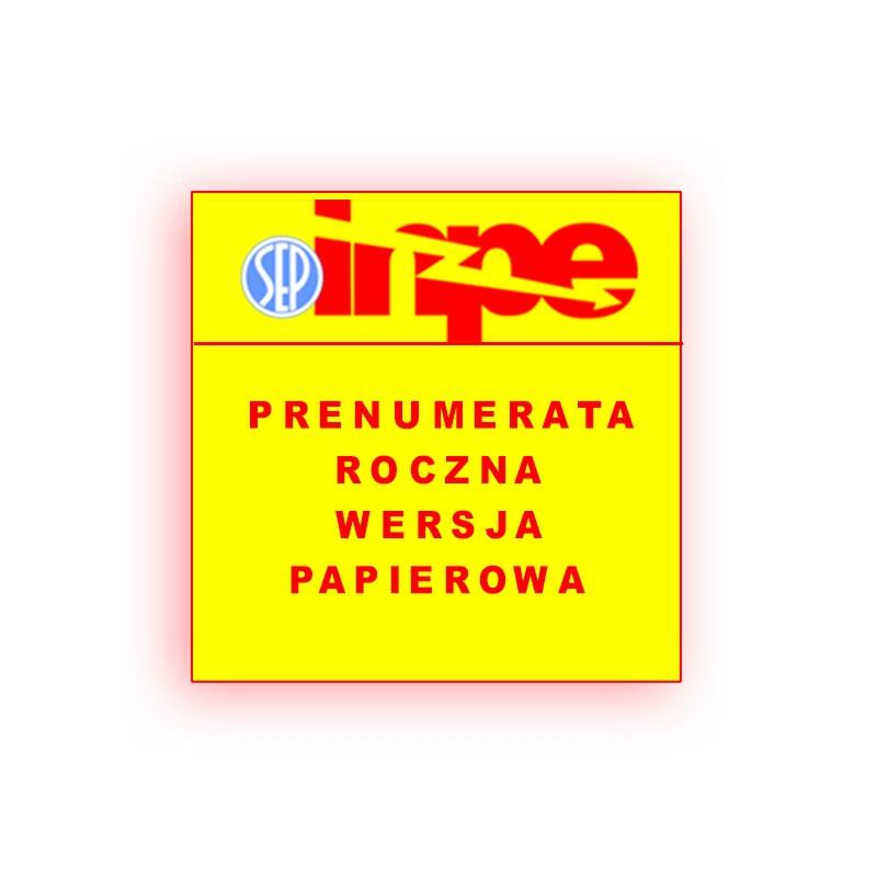 Prenumerata papierowa ulgowa na rok 2020