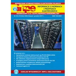 Miesięcznik SEP INPE, nr 218-219 - wersja elektroniczna