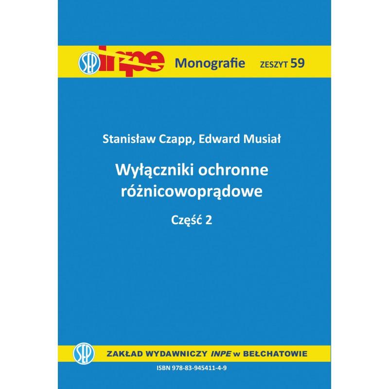 Monografie INPE - Zeszyt nr 59 - wersja papierowa