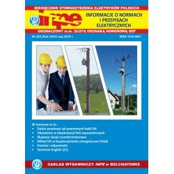 Miesięcznik SEP INPE, nr 224 - wersja elektroniczna