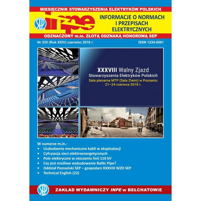 Miesięcznik SEP INPE, nr 225 - wersja elektroniczna