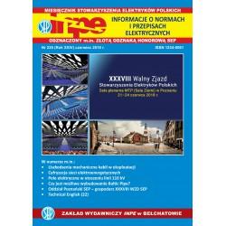 Miesięcznik SEP INPE, nr 225 - wersja papierowa