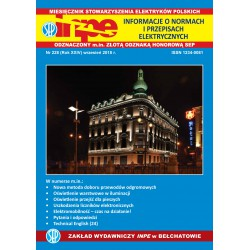 Miesięcznik SEP INPE, nr 228 - wersja papierowa