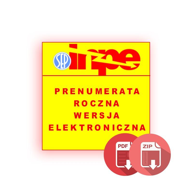 Prenumerata elektroniczna na rok 2019
