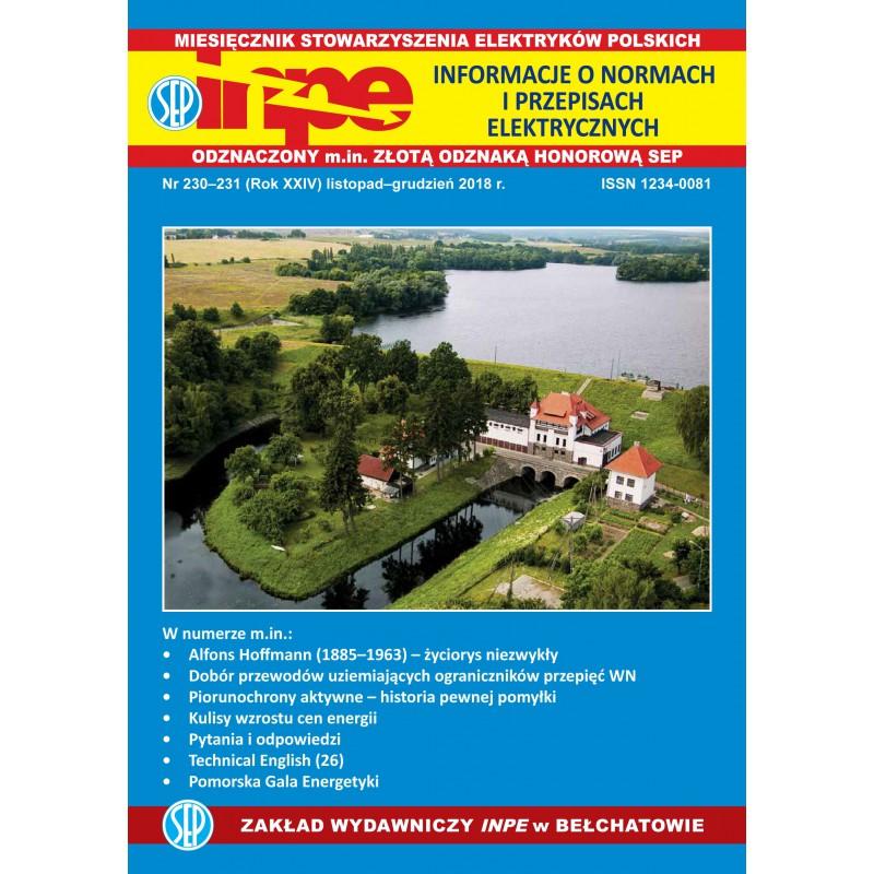 Miesięcznik SEP INPE, nr 230-231 - wersja elektroniczna