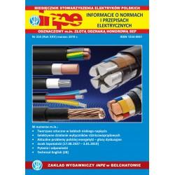 Miesięcznik SEP INPE, nr 234 - wersja elektroniczna