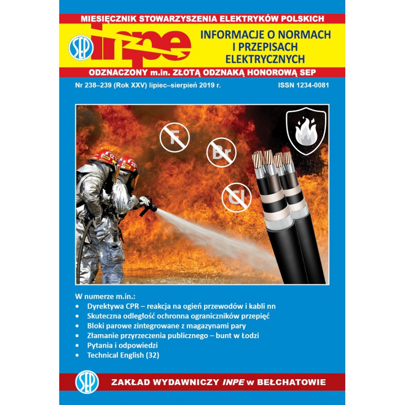 Miesięcznik SEP INPE, nr 238-239 - wersja papierowa