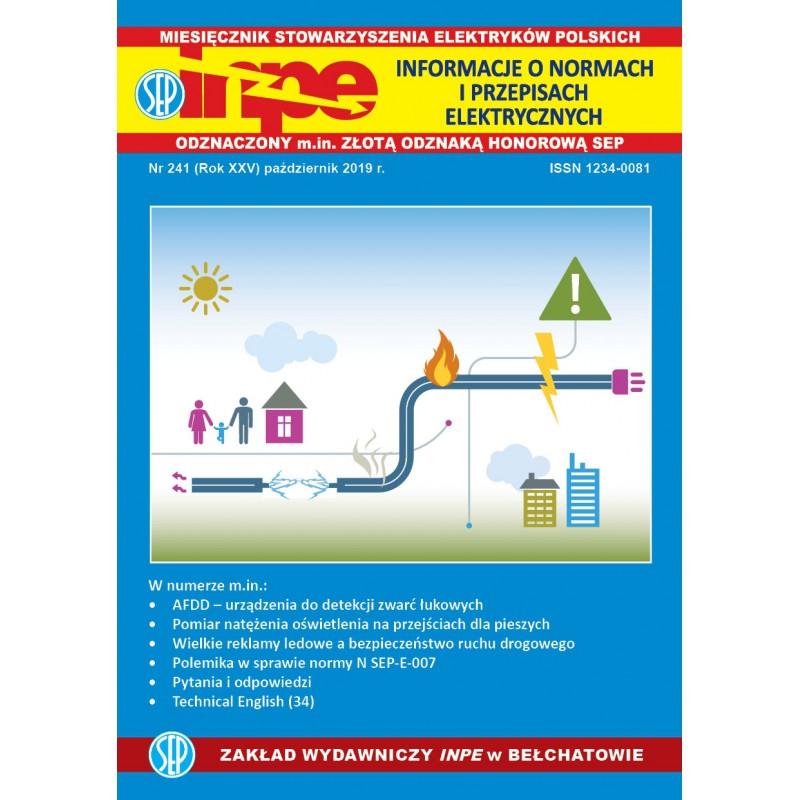 Miesięcznik SEP INPE, nr 241 - wersja elektroniczna