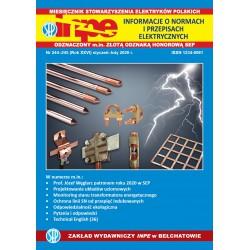 Miesięcznik SEP INPE, nr 244-245 - wersja elektroniczna