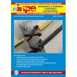 Miesięcznik SEP INPE, nr 254-255 - wersja papierowa