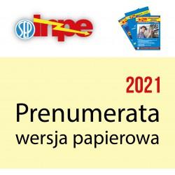Prenumerata papierowa normalna na rok 2021