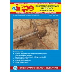 Miesięcznik SEP INPE, nr 258-259 - wersja elektroniczna