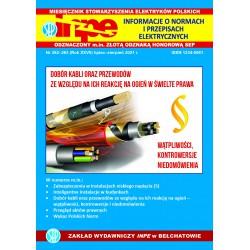 Miesięcznik SEP INPE, nr 262-263 - wersja papierowa