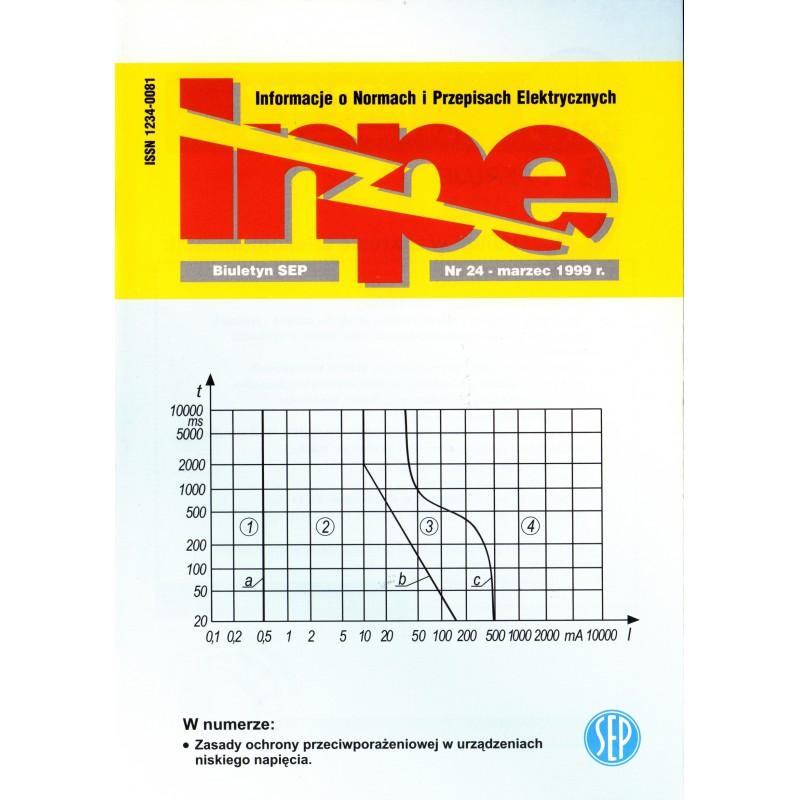 Biuletyn SEP INPE, nr 24 - wersja papierowa